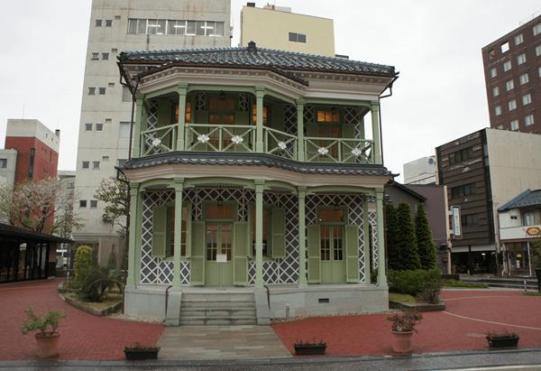 グリフィス記念館