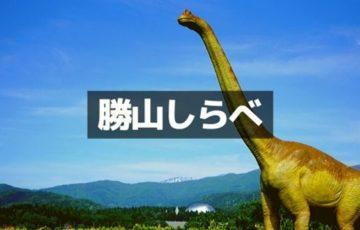 勝山市の観光スポット