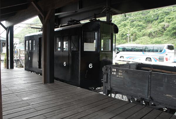 勝山駅のテキ6