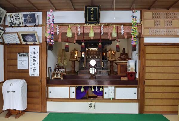 晴明神社の中の写真