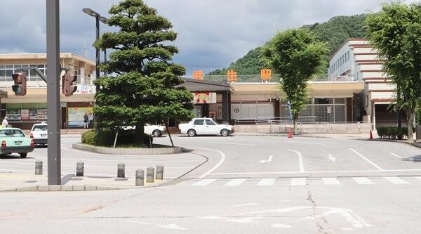 JR武生駅