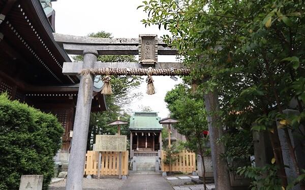 木田神社の 晴明神社