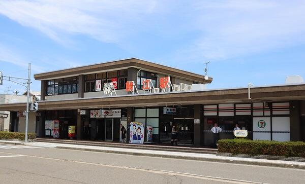 JR鯖江駅