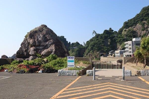 壁石浜海水浴場