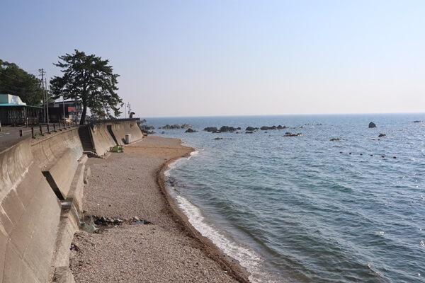 長須浜海水浴場