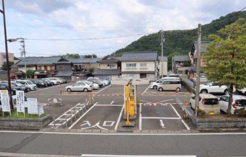 武生駅東駐車場