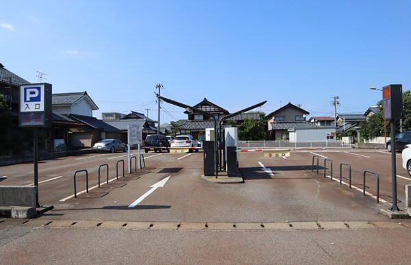 JR鯖江駅東第3駐車場