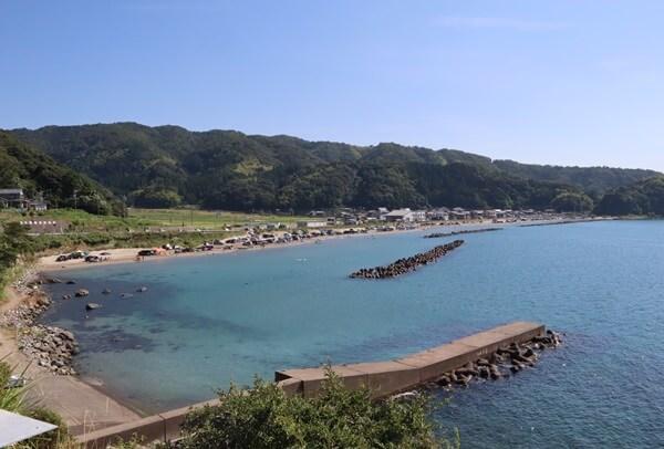 五幡海水浴場