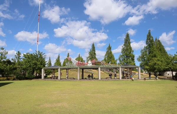下馬にある公園