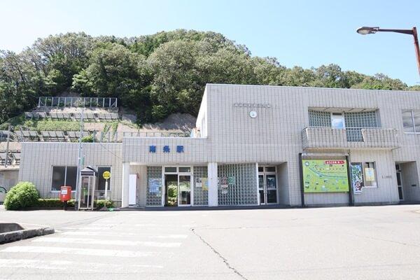 JR南条駅