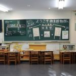 福井県教育博物館の入口
