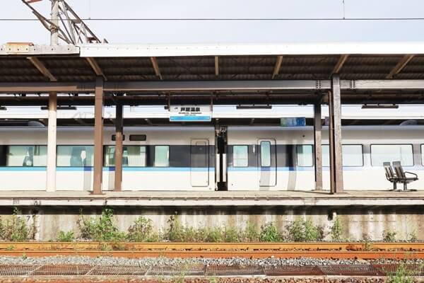 芦原温泉駅