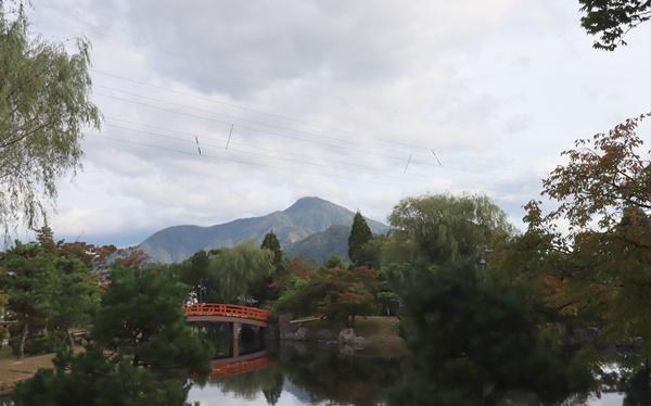 越前富士 日野山