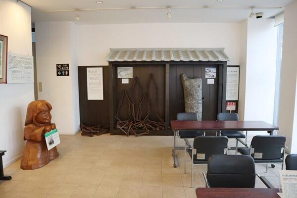 北の庄城址資料館