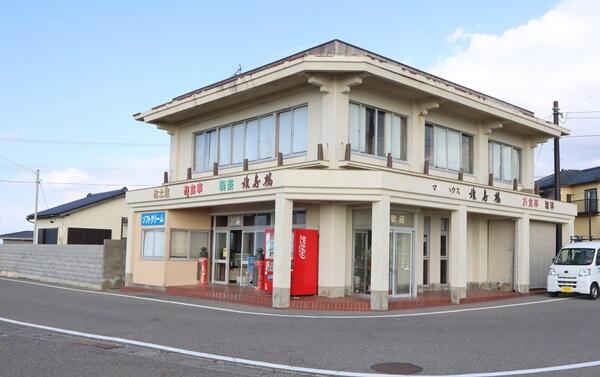 小さな喫茶店