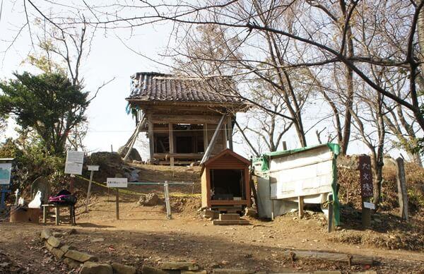 文珠山本堂