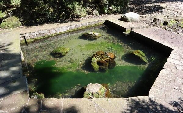 榎清水の公園