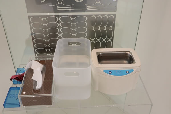 メガネ洗浄機
