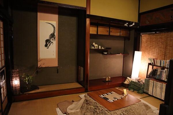 床の間の部屋