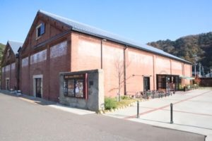 赤レンガ倉庫の外観