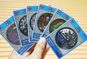 福井県のマンホールカード