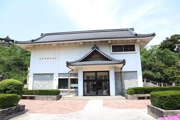 丸岡城の資料館