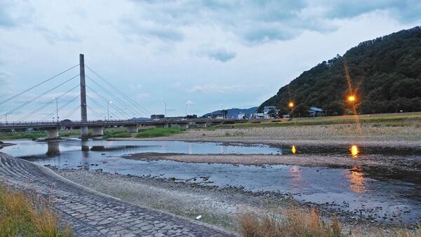 日野川河川緑地公園