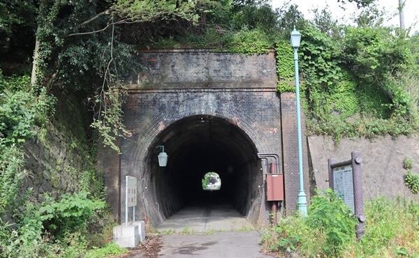 樫曲トンネル(樫曲隧道)