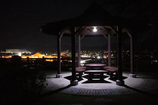 鯖江の夜景
