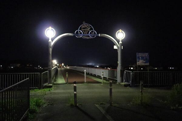 日野川サイクリングロード