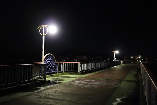 水落町の橋