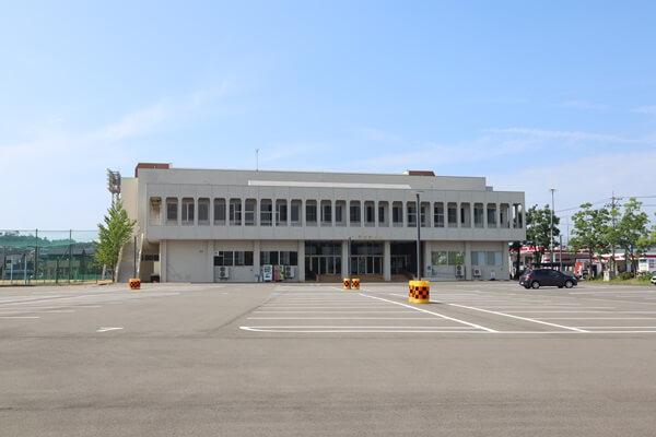 三国体育館