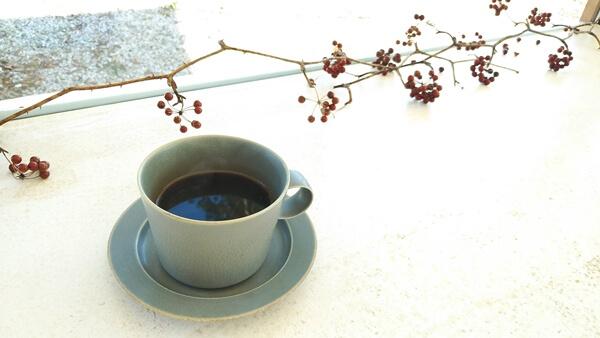 オーエドプラスのコーヒー