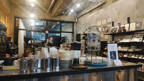 新田珈琲の店