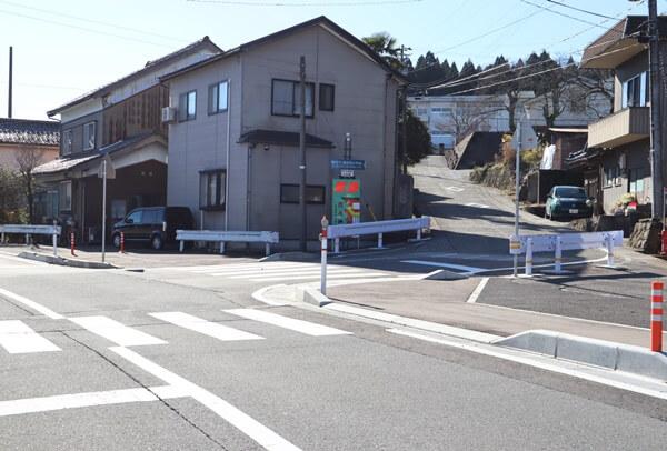 賀茂神社の入口