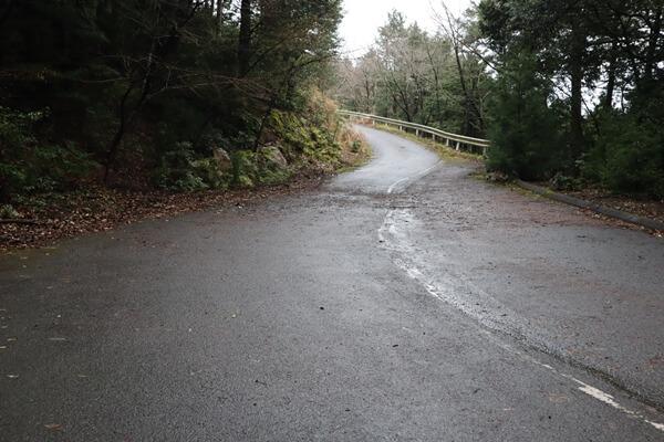 道路脇のスペース
