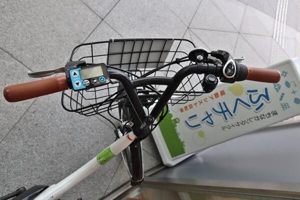 福井のレンタサイクル