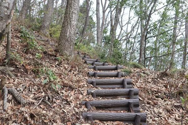 階段の昇り