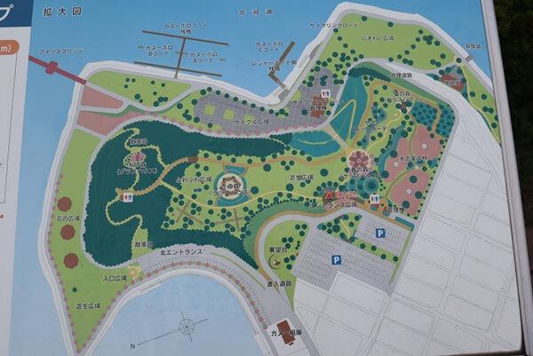 北潟湖畔公園
