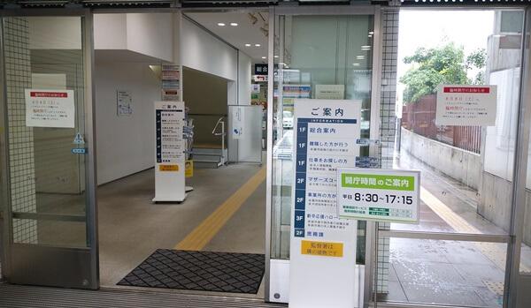 福井のハローワーク