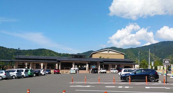 道の駅 三方五湖の外観