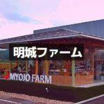 【越前市の明城ファーム】パフェやスイーツを楽しめるカフェ。イチゴが人気のお店!