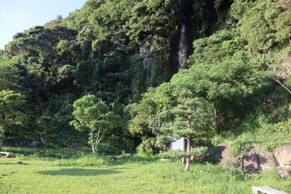 白竜の滝公園