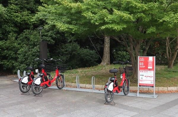 敦賀のシェアサイクル