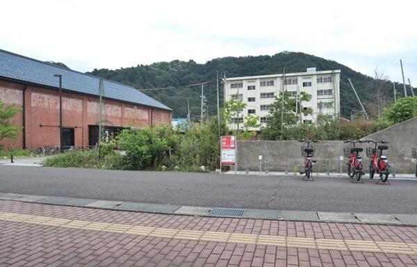 敦賀シェアサイクルの場所