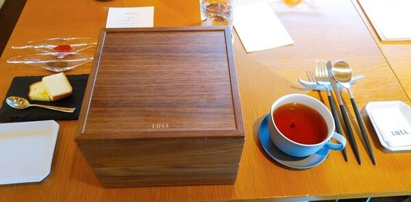 ラルの木箱
