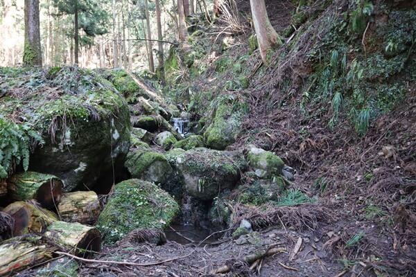 英林塚ルート