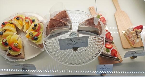 野尻ケイクのケーキ