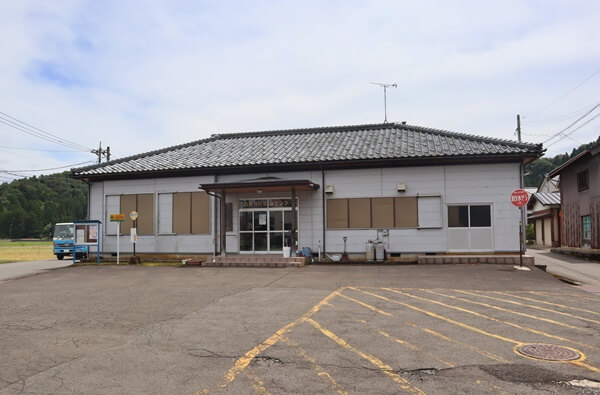 西大井町公民館