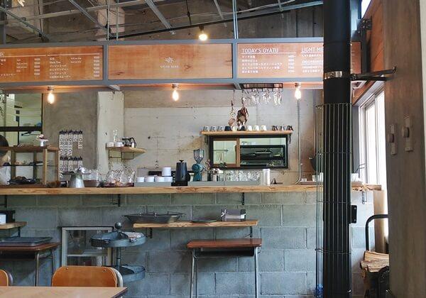 カフェ オリオンベイク